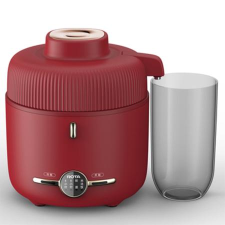 润唐养生降糖 全自动沥米汤电饭煲2L·酒红