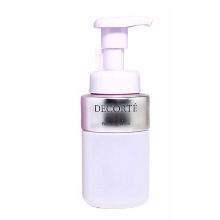 Cosme Decorte黛珂植物韵律保湿泡沫洗面奶200ml 氨基酸洁面乳·洁面乳