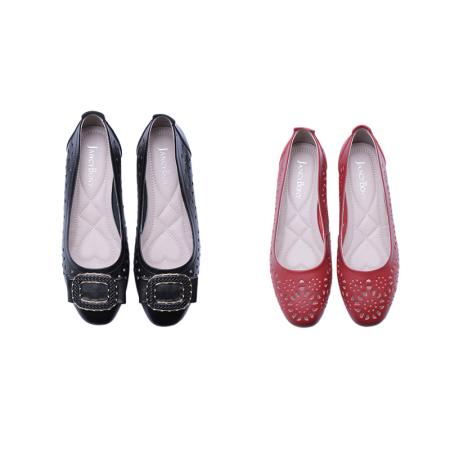 英国JANCYBONY牛皮时尚凉鞋