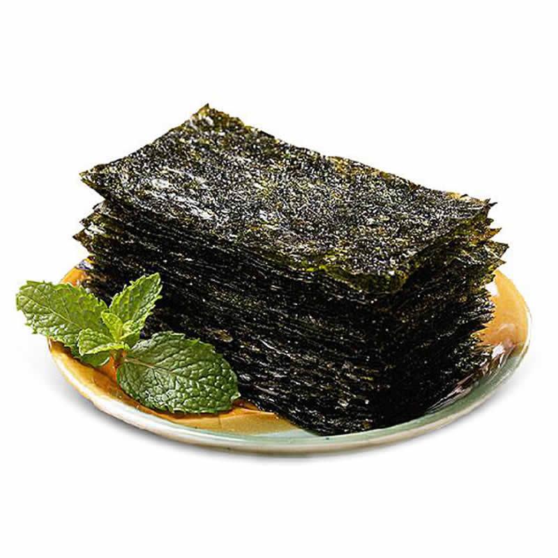 【韩国进口】全味道海苔16g/袋*8袋