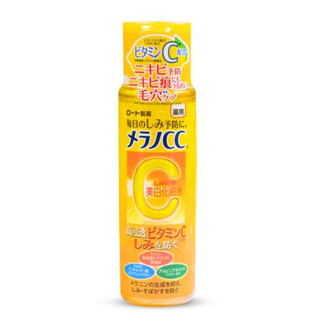 香港直邮 ROHTO乐敦CC渗透晒后修护化妆水170ml*1瓶