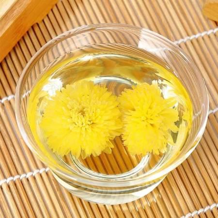 婺源皇菊花茶25g*2罐(共计约120朵)