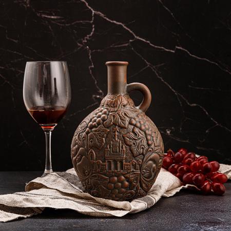 PALAVANI陶罐干红葡萄酒(梦想腾飞款)·彩色