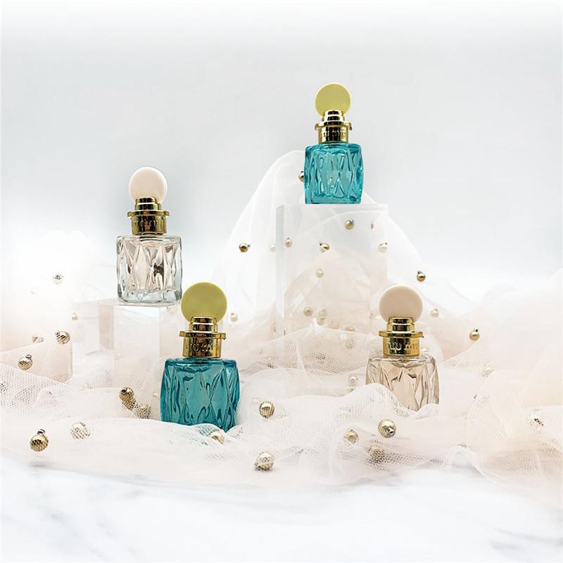 香港直邮MiuMiu香水小样·蓝色之水+玫瑰之水小样