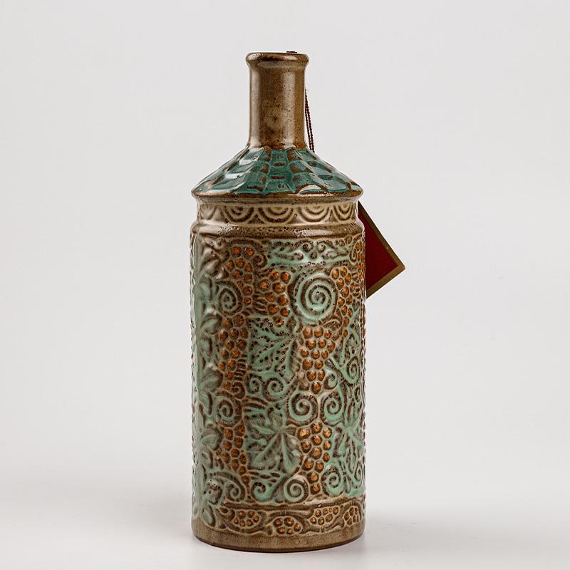 PALAVANI陶罐干红葡萄酒(金顶教堂款)·彩色