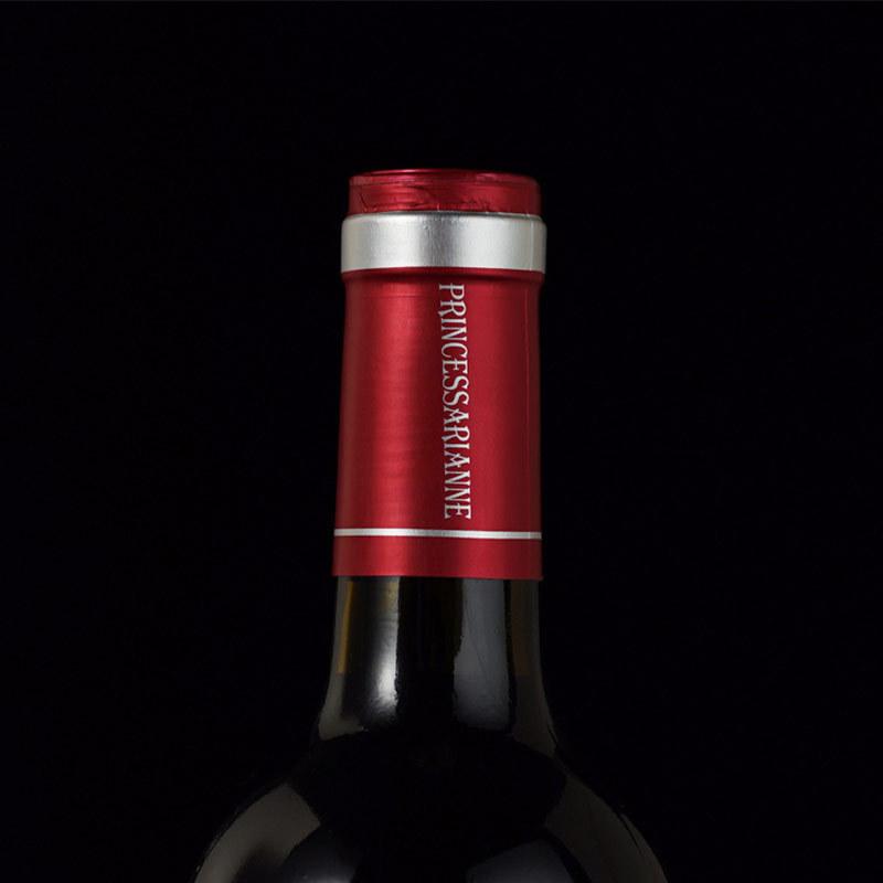 法国爱瑞安公主干红葡萄酒(12瓶+6瓶)