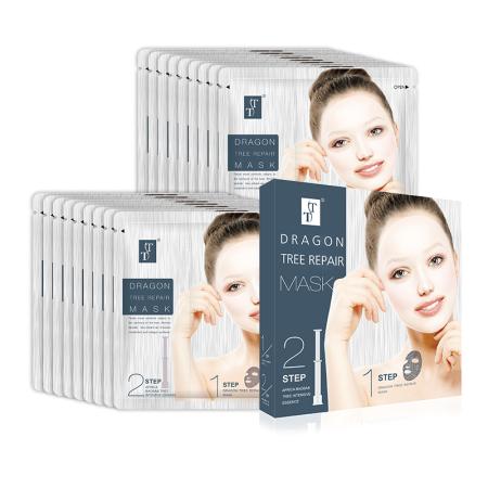 TT龙血树修护面膜+修护霜 *6盒(面膜18片+修护霜18支)