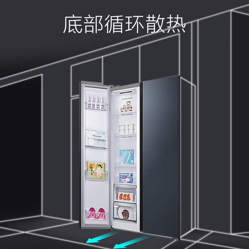 达米尼611L+10变频洗烘冰洗组