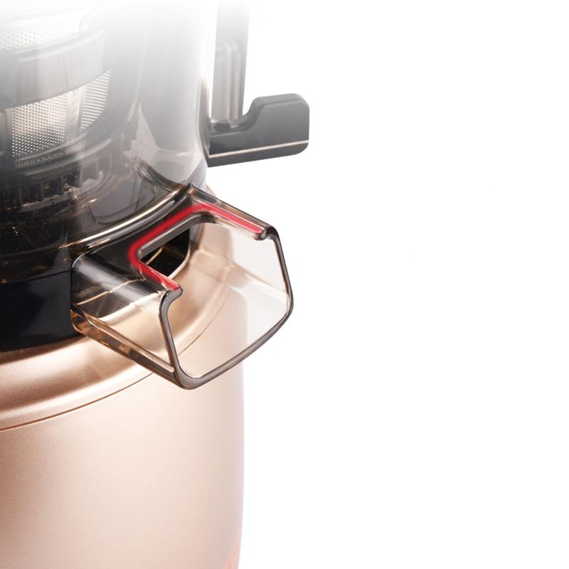 惠人原装进口三代升级款慢速榨汁机 金色