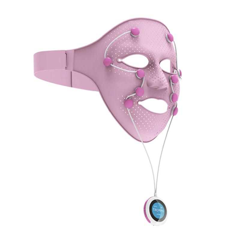 阿美妮Imate 面膜SPA导入美容仪M-1500 粉色