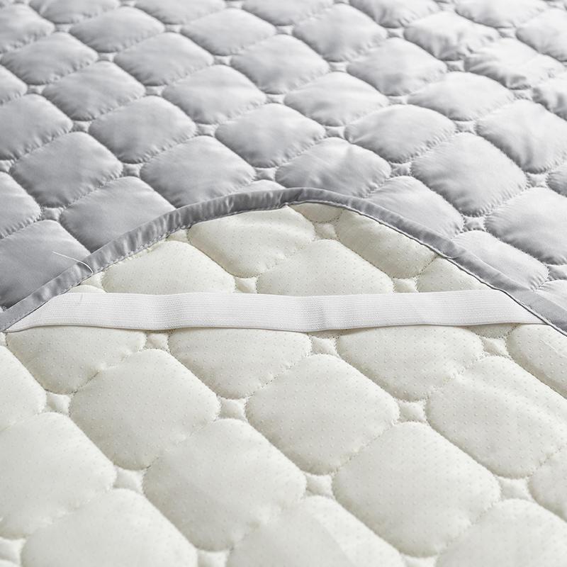 雅鹿艾绒理疗床垫·灰色