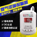 家用燃气报警器天然气液化气煤气沼气报警器壁挂式煤气泄漏探测器·白色