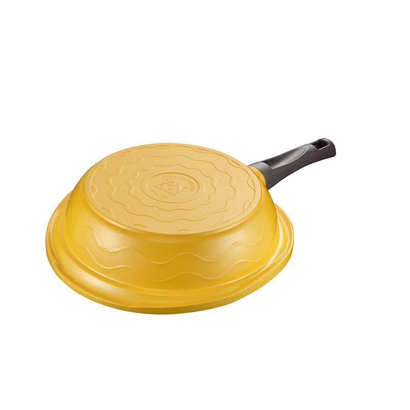 韩国原装进口婴儿辅食汤锅煎锅套装·燃气灶电陶炉可用