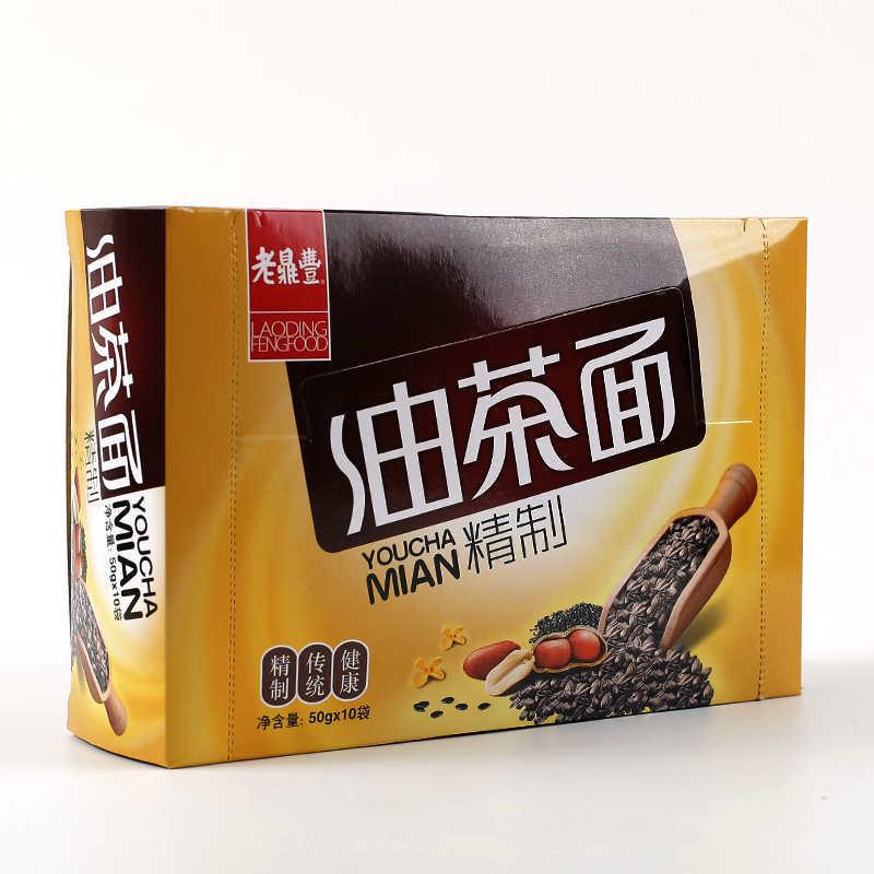 老鼎丰油茶面500g*2盒