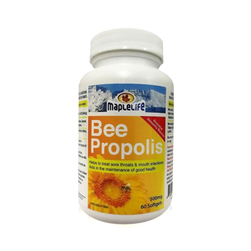 Maple Life蜂胶胶囊60粒*3瓶