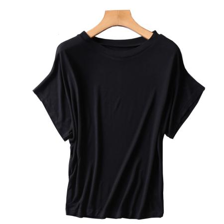 桑蚕丝大码针织蝙蝠衫·宽松版型!清爽显瘦!随便穿!买它!!