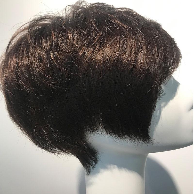 艾雅雅致短发套