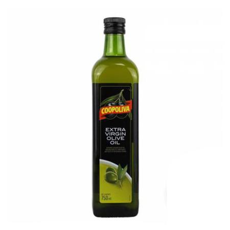 西班牙原装进口 库博特级初榨橄榄油750mL*2瓶