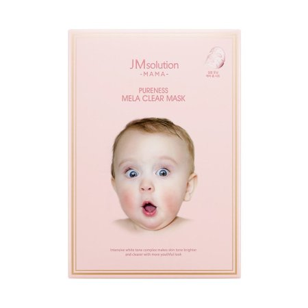 香港直邮Jmsolution 婴儿妈妈面膜 10片/盒·淡斑  淡斑