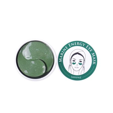香港直邮 SHANGPREE香蒲丽眼膜*60片·绿色