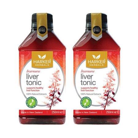 Harker Herbals 天然草本利肝精华口服液 250ML* 2瓶