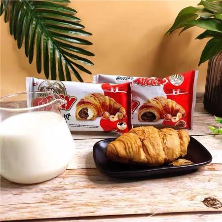 土耳其进口-牛角面包270g*3袋(口味随机)