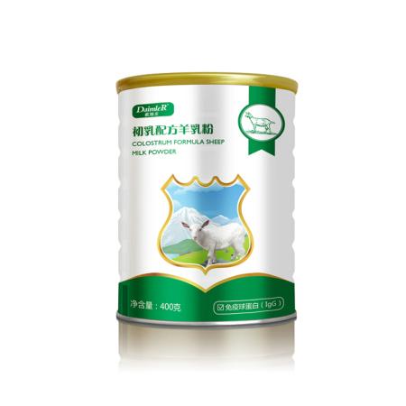 戴姆乐初乳配方羊奶粉