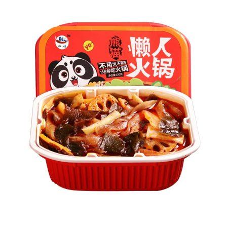 椒吱肉多多(荤)400g/盒