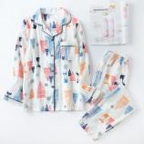 长袖+长裤(小树)