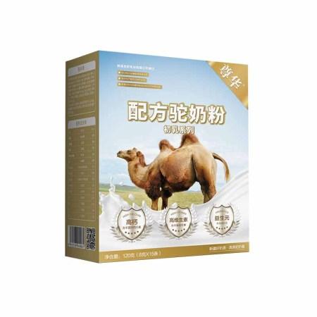 尊华初乳配方驼奶粉120g*17盒