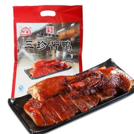 三珍斋 酱鸭400g*5袋