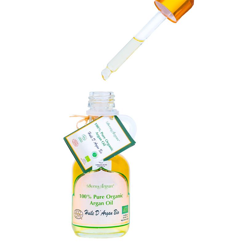 摩洛哥原装进口DermArgan阿甘油·7瓶