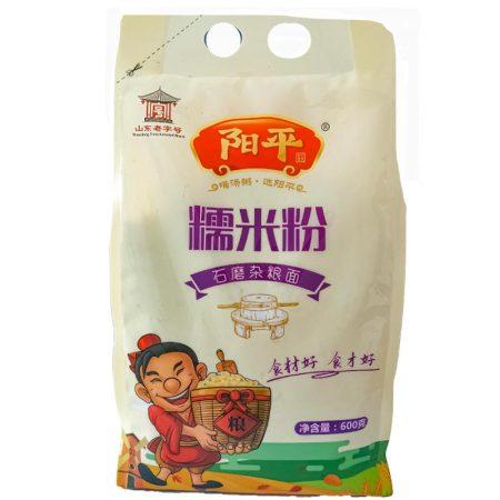阳平石磨糯米粉600g*2袋