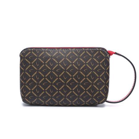 欧美时尚潮流零钱包·多色可选!优雅知性!色泽饱满 !·深棕色