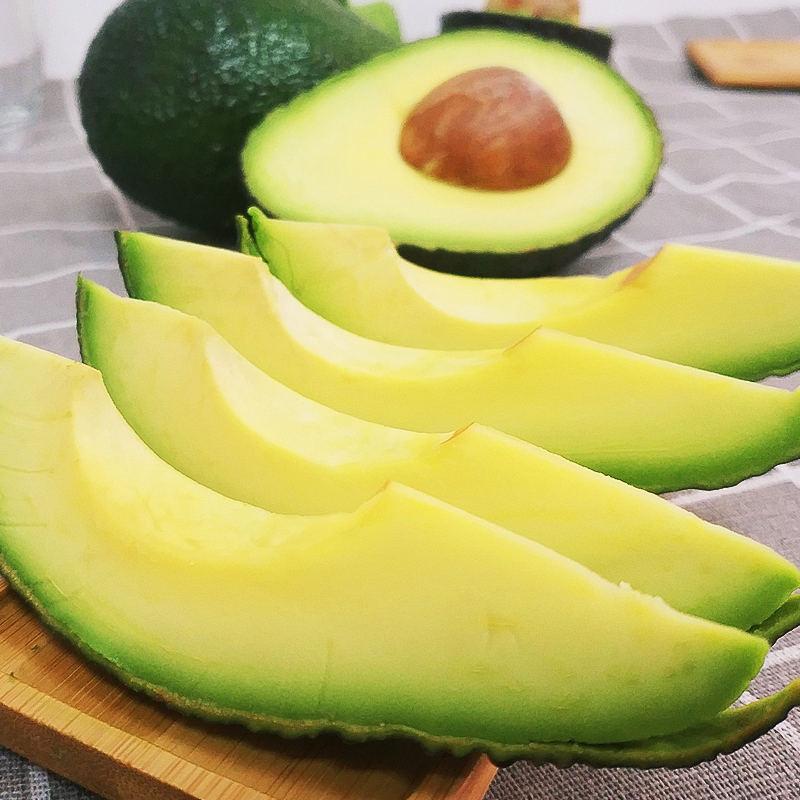 墨西哥进口牛油果9颗,单果150-200克,森林奶油,宝宝辅食,孕妈营养鲜果