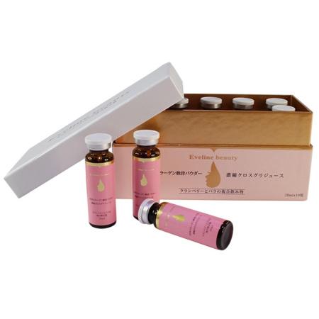 进口Eveline养宫护巢蔓越莓口服液20ml*10瓶/盒x1盒