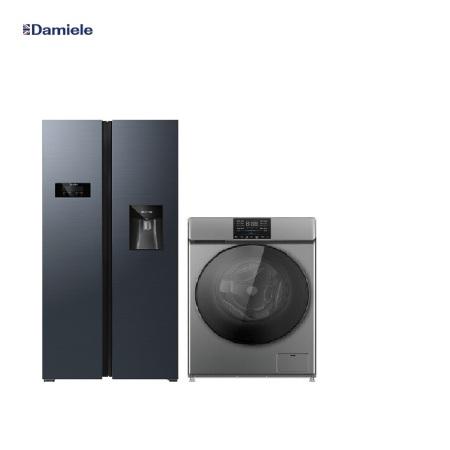达米尼601L+10变频一级冰洗组