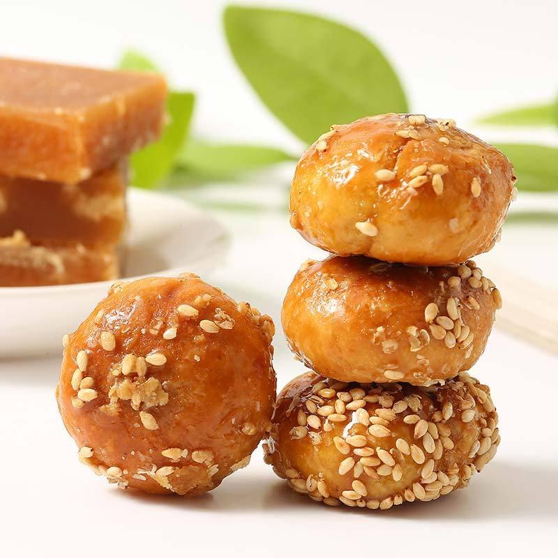 美味红糖酥饼500g*1箱
