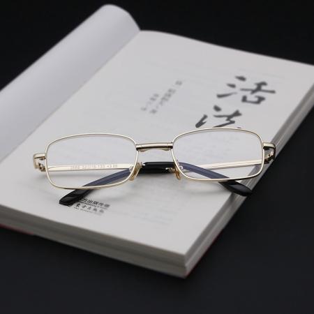 MARASETI防蓝光防紫外线可折叠老花镜眼镜·航空用材!小巧便携!男女通用!