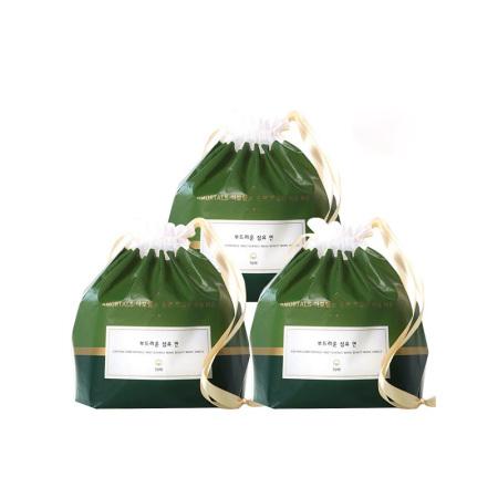 韩国尔木萄加厚卷筒式洁面洗脸巾*3包(70抽/包)