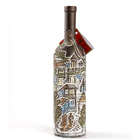 PALAVANI陶罐干红葡萄酒(夜城款)·彩色