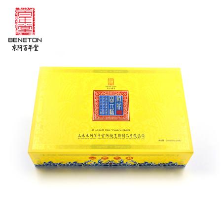 【买即赠20积分】百年堂阿胶固元糕240g×2盒·21年11月到期