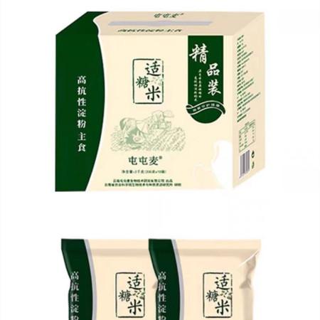 屯屯麦适糖米1盒装