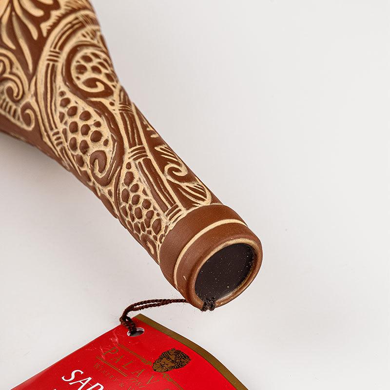 PALAVANI陶罐干红葡萄酒(丰收时代款)·彩色