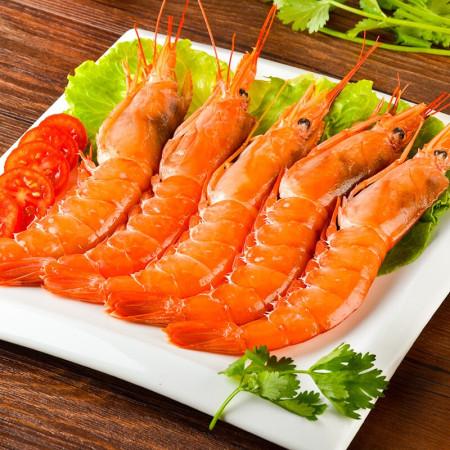 星农联合阿根廷红虾L2 1kg*2盒