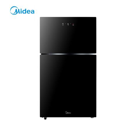 美的(Midea)二星级 上下双室立式高温 消毒柜 77L ZLD-XC60·黑色