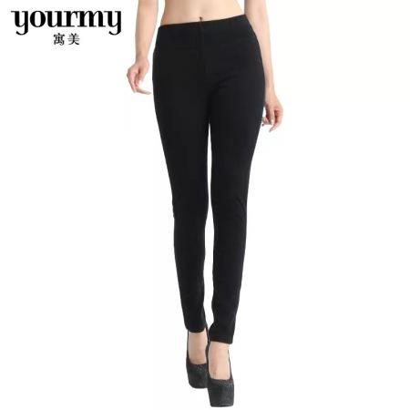 寓美酷尚牛仔裤·黑色