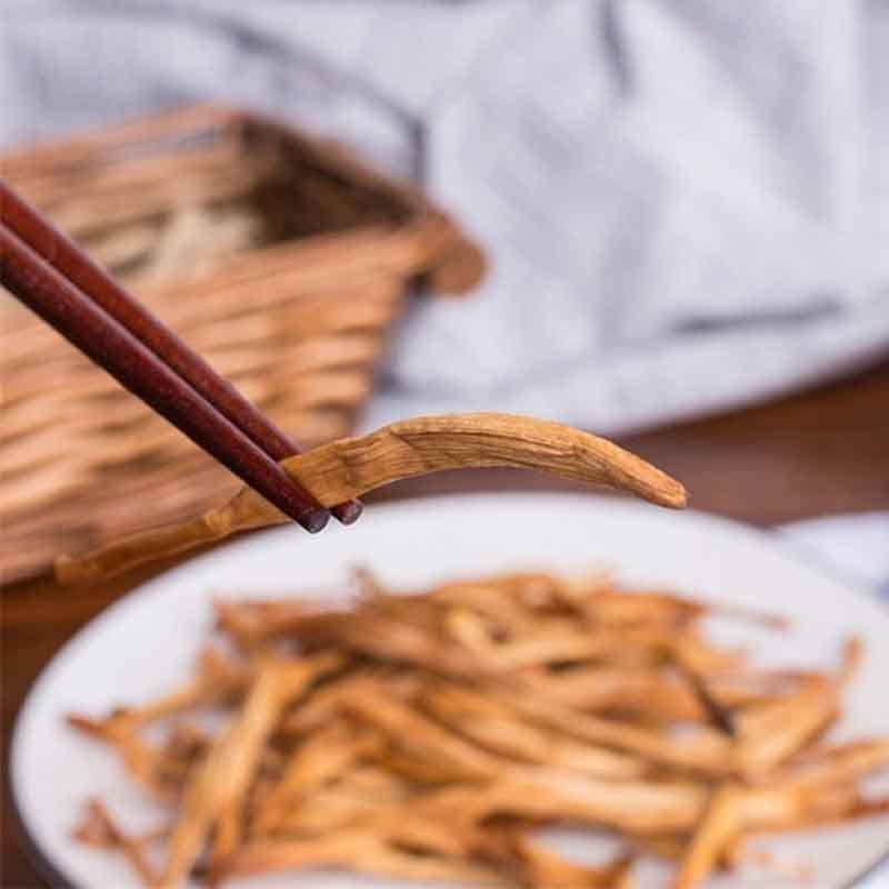 甘肃省庆阳市 干黄花菜250g*2袋 甘肃土特产 口感鲜嫩 富有嚼劲儿