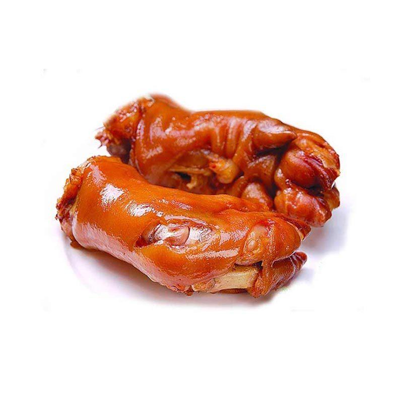 十月美猴头菇炖猪蹄