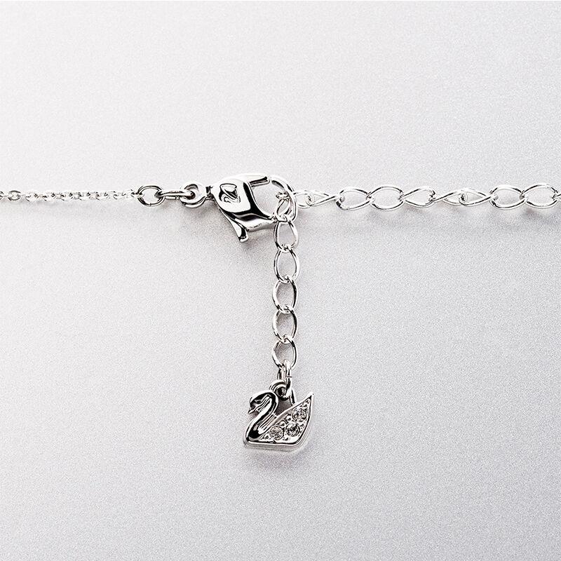 Swarovski 施华洛世奇 渐变色天鹅项链女锁骨链 5215034